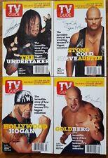 TV Guide 12/5/98 All 4 Wrestler Signature Issues, Portia de Rossi, Awards Ballot