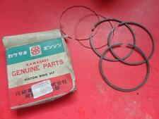 NOS NEW OEM FACTORY KAWASAKI F5 .50 PISTON RINGS