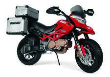 ducati enduro battery powered 12 volt moto motorbike motorrad peg perego MC0023