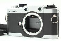【MINT】Voigtlander BESSA T 35mm Rangefinder Film Camera Silver Body From Japan