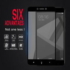 For Xiaomi Redmi 4X Colorful Full Cover Tempered Glass Screen Protect Film Guard