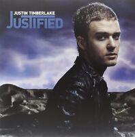 JUSTIN TIMBERLAKE - JUSTIFIED  2 VINYL LP NEU