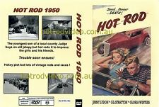 HOT ROD 1950 DVD movie customs street rat vid             30da