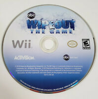 Wipeout: The Game (Nintendo Wii, 2010) - Disc Only, Tested