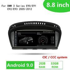 """For BMW 3 Series E90/E91/E92/E93 2005-2012 Android 9.0 Car GPS Navigation 8.8"""""""