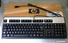 HP 537746-051 Keyboard Windows 8 Tastatur USB 2.0 (FR, France, AZERTY) Schwarz