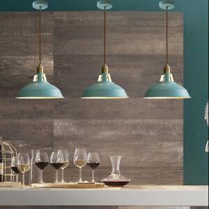 Kitchen Pendant Lighting Home Blue Lamp Bar Pendant Light Modern Ceiling Lights