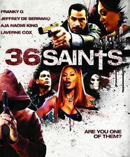 36 SAINTS (Jeffrey De Serrano) - BLU RAY - Region Free - Sealed
