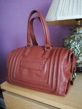 Paul & Joe Sister Brown Soft Leather Satchel Bag