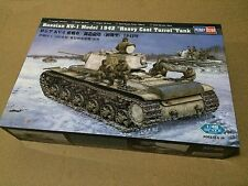 "Hobbyboss 1/48 84813 Russian KV-1 Model 1942 ""Heavy Cast Turret"" Tank"