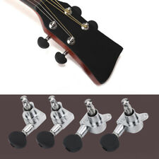 2R 2L Closed Alloy Machine Heads String Tuning Key Pegs Tuner Kit for Ukulele SD