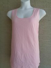 NEW Just My Size Cotton Wide Strap ScoopNeck Tank Top 5X pink