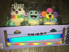Claire's Choker Necklace Jewelry Lipgloss Keychain Backpack Clip Lot