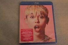 Miley Cyrus - Bangerz Tour Live Blu-ray  SEALED NEW