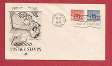1964 Canada First Day Cover.. 'Canadian Postage Stamp'..issued October 14, 1964