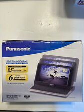 Panasonic Dvd Player! 8.5 Inches Screen! Model#Dvd-Ls80! New In Box!