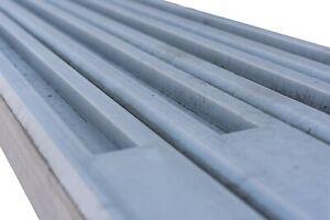 Betonpfosten aus hochfestem Beton C80/95 - einfache Montage Bauhöhe 180cm-252cm