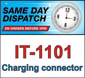 IT-1101 TABLET MICRO USB CHARGING CONNECTOR SOCKET PORT DC JACK BLOCK