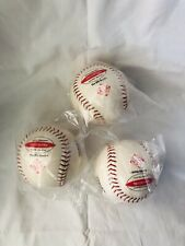 Lot Of 3 Large New Decker Big Shark Softballs - Individually Wrapped Sports