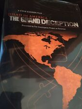 Jihad in America The Grand Deception (DVD) A Steve Emerson Film FREE SHIPPING