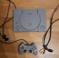 Playstation 1 PS1 Konsole inkl. Kabel und Controller, gebraucht