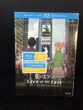 Eden of the East: The King of Eden Film (Blu-ray Disc, 3-Disc Set) Anime Series
