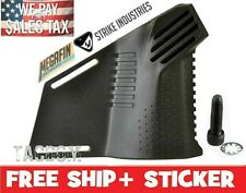 Strike Industries Megafin Featureless Grip BLACK FREE SHIP FIN Thumb rest Right