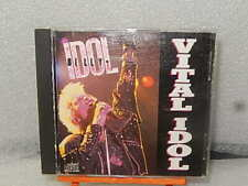 Rock Pop Cd - Billy Idol - Vital Idol - Chrysalis - 1987