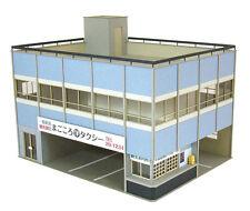 Sankei Mk05-52 Taxi Station 1/87 Ho Scale