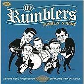 The Rumblers - Rumblin' & Rare - 24 More 'Boss' Nuggets (CDCHD 1342)