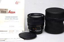 Leica Vario-Elmar-R 35-70 F3.5 E67 11248 BOXED