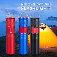 8000LM XM-L Q5 LED Flashlight 4 Mode Torch Super Bright Torches AA Battery