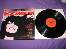 Super Stereo Sensation Various Artists LP John Barry Charlie Byrd et al 1967