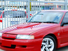Bonnet Scoop for VN Holden Commodore - Group A Style