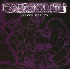 Harthouse 5-Bitter Fruits (1995, US) Jiri. Ceiver, Goldfish, Spicelab, Sy.. [CD]