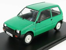 Modellino abacr051 lada vaz 1111 oka 1987 green 1/24