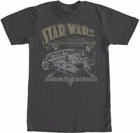 Star Wars Movie Millennium Falcon Licensed Adult T-Shirt