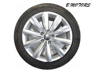 "VW PASSAT B7 2011-2013 17"" INCH ALLOY WHEEL 235/45/R17  3AA601025F"