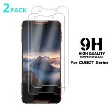 2x Tempered Glass Screen Protector For CUBOT QUEST J3 J5 J7 MANITO P20 P30 A5 X