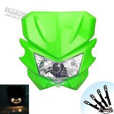 Headlight Headlamp Fairing For KAWASAKI ZRX 400 1100 1200 ZEPHYR ZR 550 750 1100
