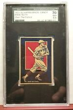 1921 SCHAPIRA BROTHERS CANDY 'OVER THE FENCE' SGC '70' ! - EX+ 5.5  INCREDIBLE !