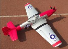 Unique RC P51 Mustang Airplane Model KIT Propeller W/O Servo ESC Motor Battery