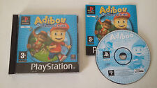 ADIBOU & LE SECRET DE PAZIRAL - SONY PLAYSTATION - JEU PS1 PSX PS2 COMPLET