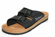 Women's Buckle Mule Sandals and Flip Flops