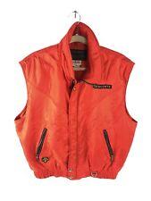 Vintage Descente Ski Vest Mens XL Red 90's Snow