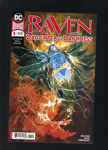 Raven Daughter Of Darkness #1 Cover B Variant Bill Sienkiewicz Cover NM-/NM
