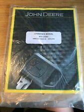 John Deere Operators Manual 673 Loader Omw52336 Issue H8