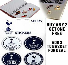 TOTTENHAM HOTSPUR ROUND OFFICIAL ACTIVITY STICKER STICKERS CRAFTS KIDS ROOM BOOK
