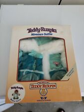 Vintage Teddy Ruxpin Winter Outfit 1985