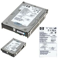 HP bd0729827a 72GB 10K U320 68pin 332751-b21
